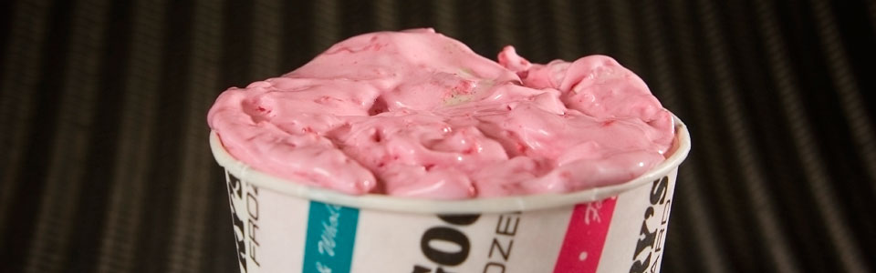 Enjoy our world famous frozen custard concretes